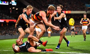 AFL, Showdown 46, Power v Crows