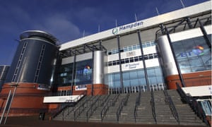Queen's Park's home, Hampden, will be a poorer place with an incomplete mascot.