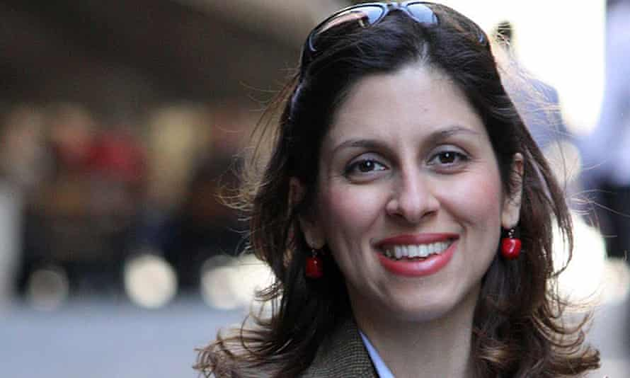 Nazanin Zaghari-Ratcliffe was jailed in Iran after visiting her family there last year.