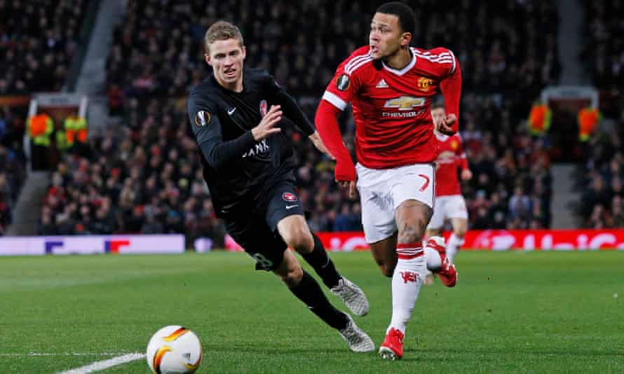 Memphis Depay has struggled to make an impact since moving to Old Trafford