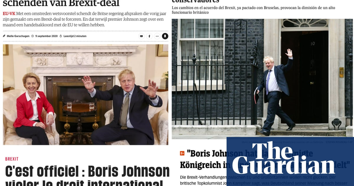 Depressing, frustrating and shocking: European press on UK Brexit move