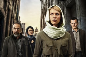 Homeland … which has stretched to eight series.