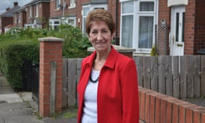 Norma Redfearn, elected mayor of North Tyneside council: one of just three female mayors in the UK.