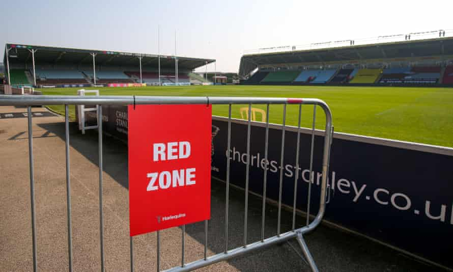 Harlequins prepare to welcome the rugby world back to the Stoop