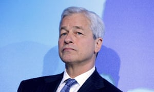 Dimon said: 'We need infrastructure reform. We need corporate tax reform. We need better education. If we don't focus on these things, we are hurting Americans every day.'