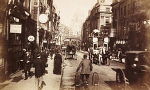 By 1840 London had surpassed Beijing's all-time population record, reaching two million.