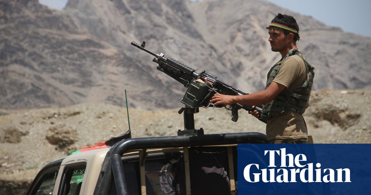 Curfew imposed in Afghanistan to curb Taliban offensive