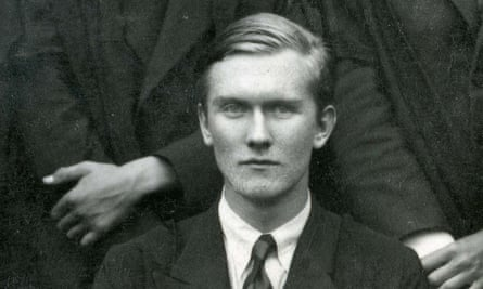 Peter Way at school 1941. Photograph courtesy Radleian Society