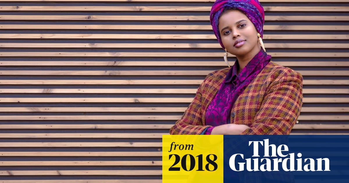 Somali-British poet Momtaza Mehri named young people's