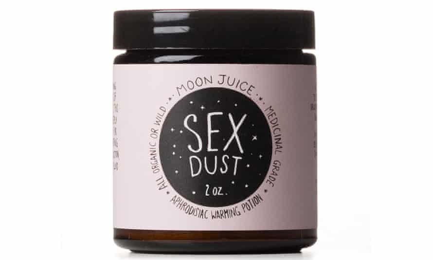 Sex Dust – does what it says on the tin?