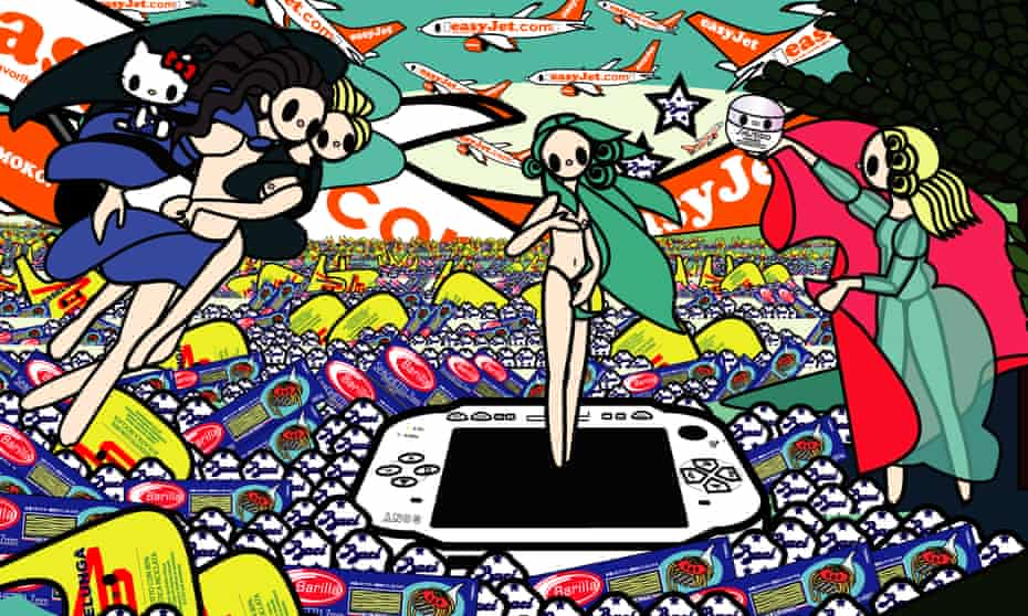 The Birth of Venus by Tomoko Nagao, 2012