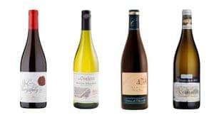 Four burgundies for a bargain.