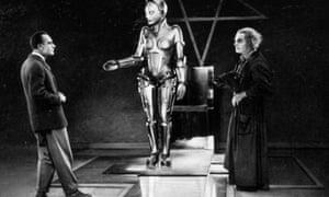 The 1926 film Metropolis