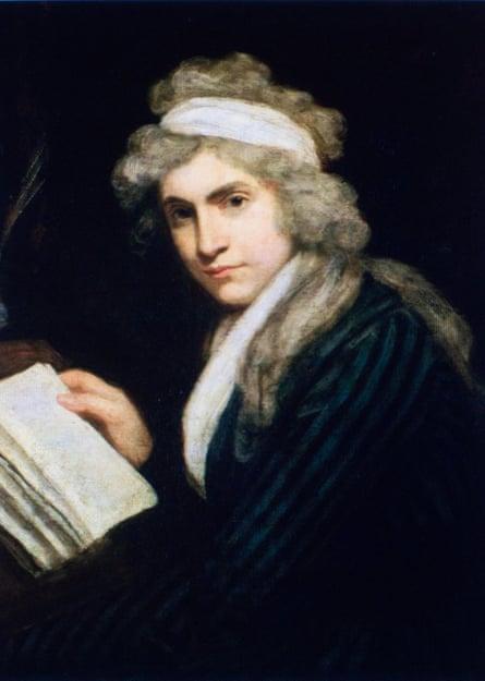 Mary Wollstonecraft (1759-97) by John Opie