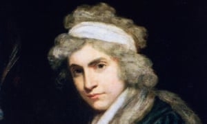 Mary Wollstonecraft: 'Vindication changed life for women the world over.'