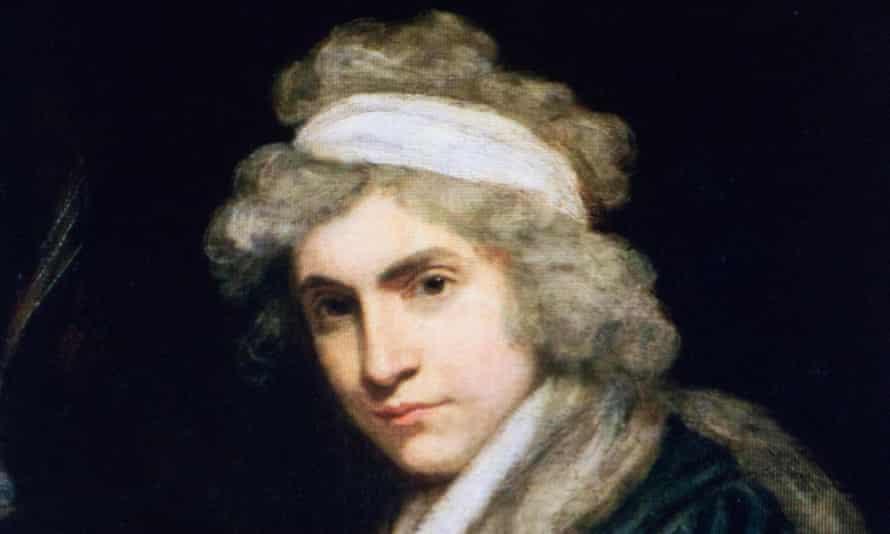 """""""Mary Wollstonecraft."""