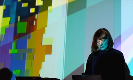 Run the code: is algorave the future of dance music?