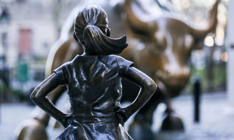 The 'Fearless Girl' statue sums up what's wrong with feminism today