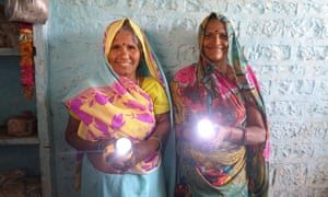 Frontier Markets' solar-powered torches bring light and a potential revenue stream to remote villages