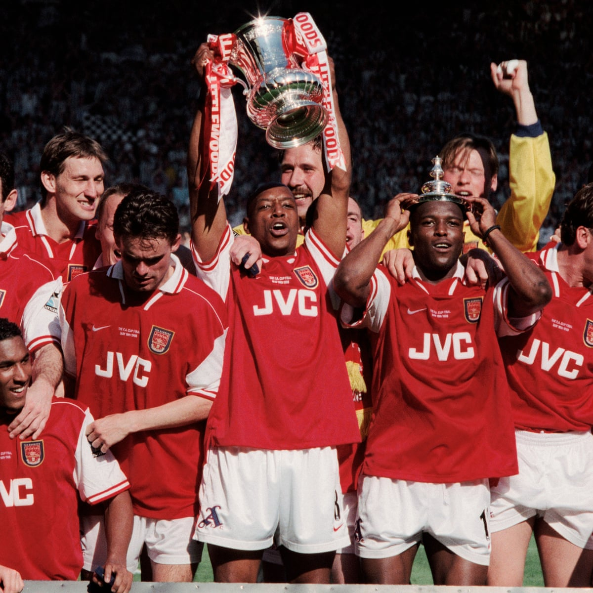 My Favourite Game Arsenal V Newcastle 1998 Fa Cup Final Suzanne Wrack Football The Guardian