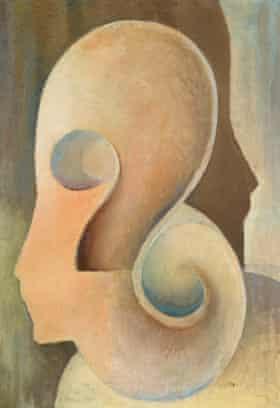 Portrait 1933-1938, by Ramses Younan.