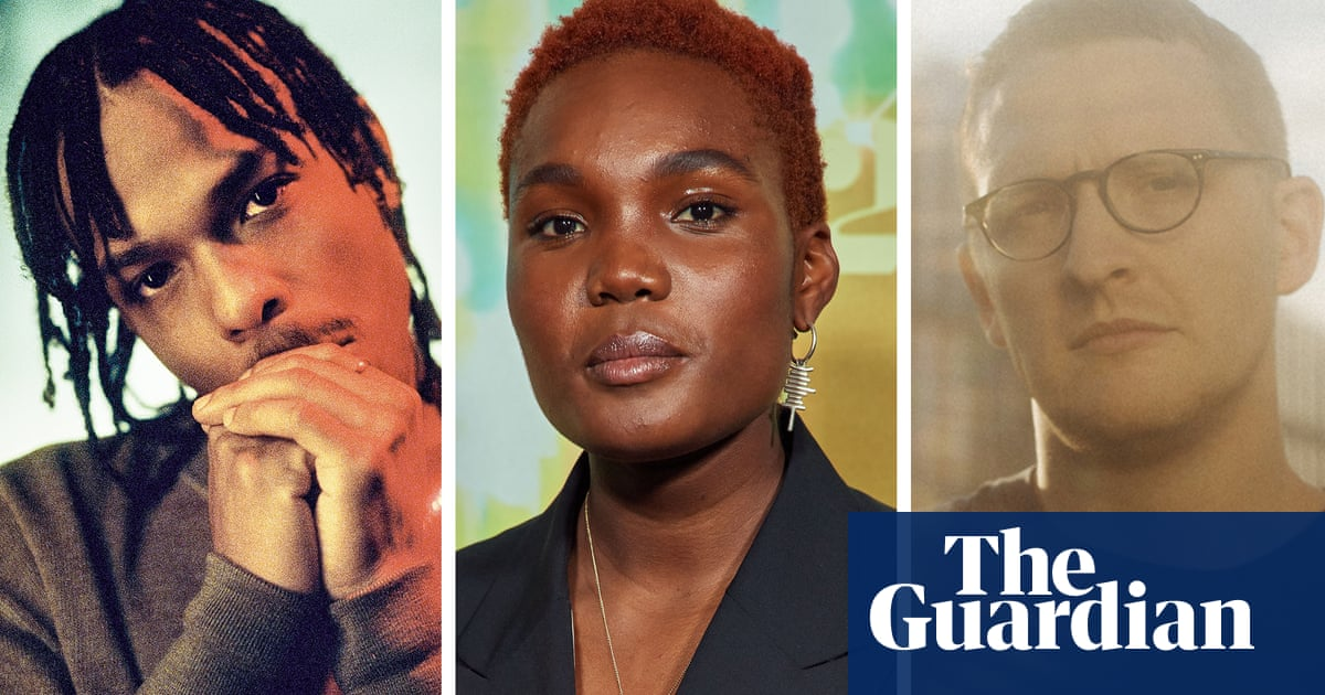 Mercury prize 2021: first-time nominees dominate shortlist