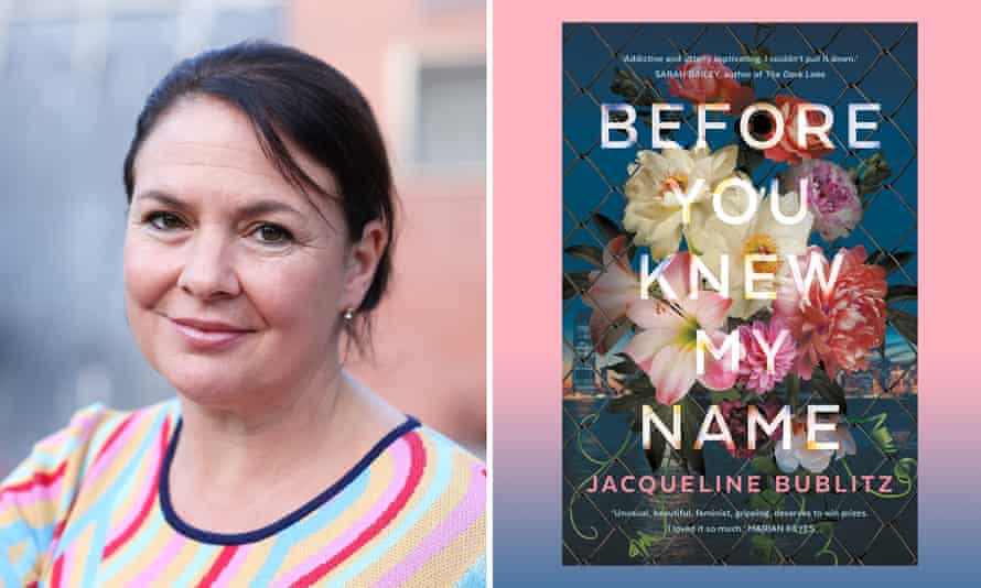 Jacqueline Bublitz's first book, Before You Knew My Name, is essentially a crime novel with a narrative that traverses romance, philosophy, feminism, politics and inequality.