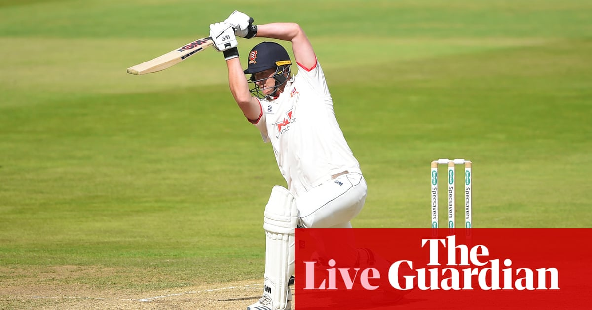 County cricket: Warwickshire and Essex draw, Sussex and Northants win – as it happened