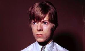 David Bowie circa 1965