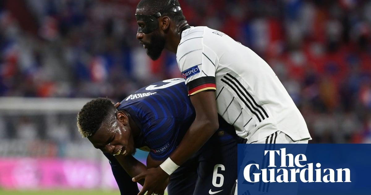The Euro 2020 Fiver: exfoliating Pogba's back like a garra rufa fish