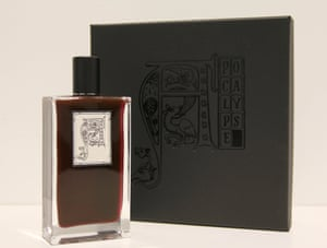 The perfume is overlooked by 16 declarations – from figures as varied as Nostradamus to Bob Geldof – predicting the end of the world.