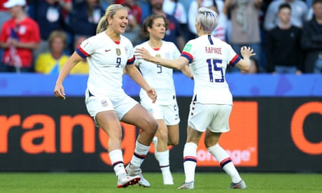 USA v Sweden: Women's World Cup 2019 – live!