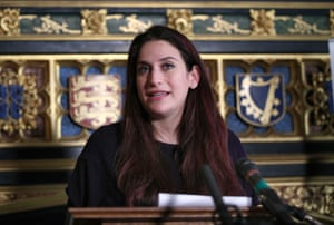 The party has descended to a very bad place when Luciana Berger, a Labour MP who has been on the receiving end of the most vile anti-semitic abuse, can be threatened with censure by her local party for protesting about racism.