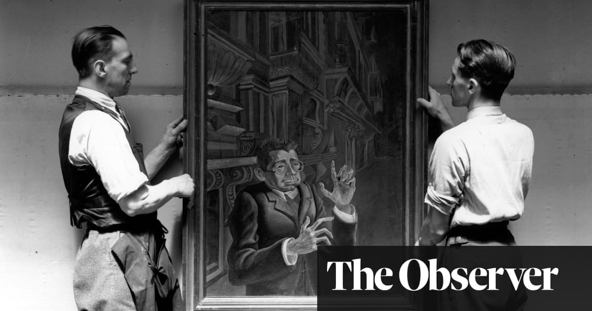 How the 'art of the insane' inspired the surrealists – and was twisted by the Nazis