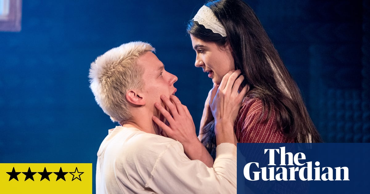 This Beautiful Future review – beguiling drama of young war-torn love