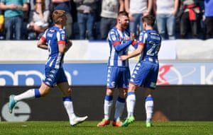 Wigan Athletic will have to bounce back from League One after just one season in the Championship.