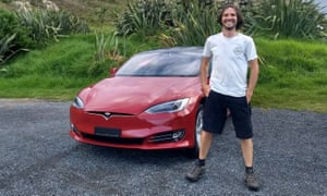 Tesla sued over claims it ran man's dream car project off