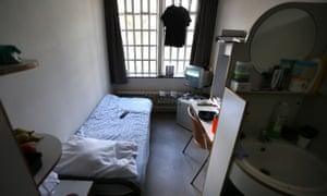 Norgerhaven prison in Veenhuizen, the Netherlands