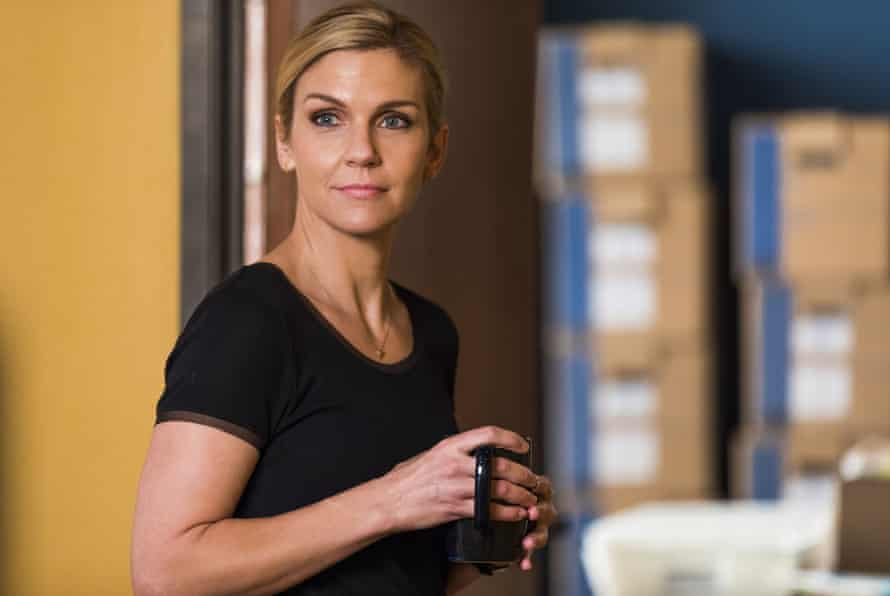 Kim Wexler (Rhea Seehorn) in season three of Better Call Saul