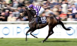 Lady Kaya, ridden by jockey Robbie Colgan, put in an impressive display at the 1,000 Guineas at Newmarket Racecourse in May.