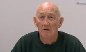 Gerald Ridsdale gave evidence to the royal commission in Ballarat videolink from jail.