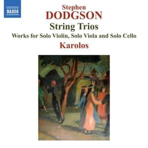 Stephen Dodgson String Trios