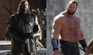 The Hound vs The Mountain ... a battle for the ages.