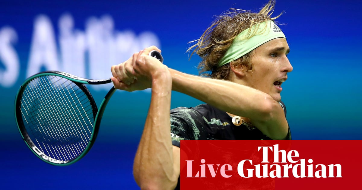 US Open 2019: Schwartzman beats Zverev, defending champion Osaka loses and more – as it happened