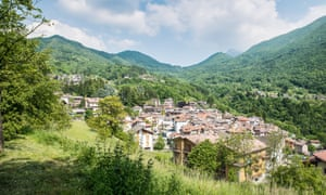 It wasn't crying wolf': sale of whole Italian village