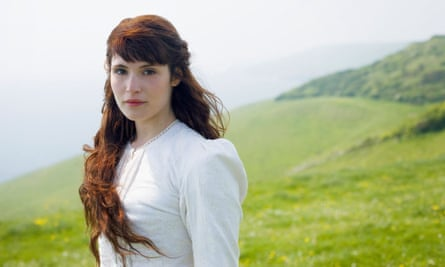 Gemma Arterton in the title role of the BBC's 2008 adaptation of Tess of the D'Urbervilles.