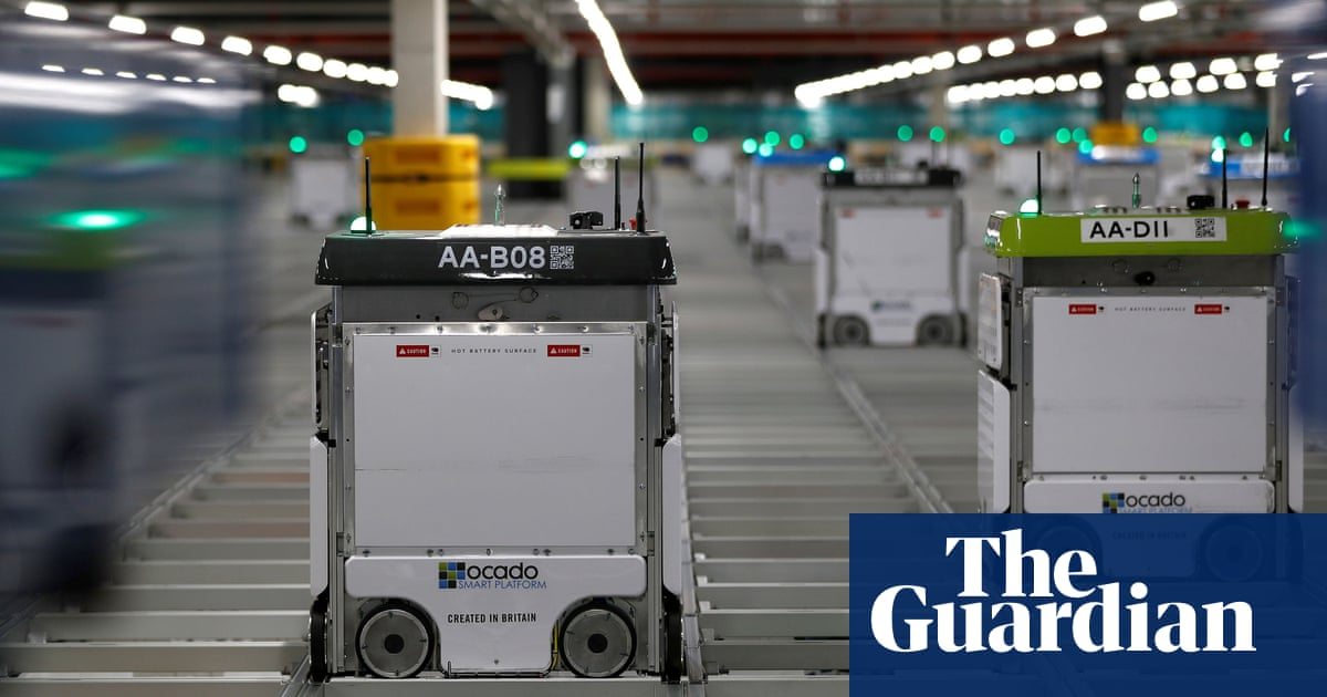 Bosses speed up automation as virus keeps workers home