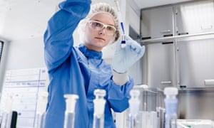 Roche lab
