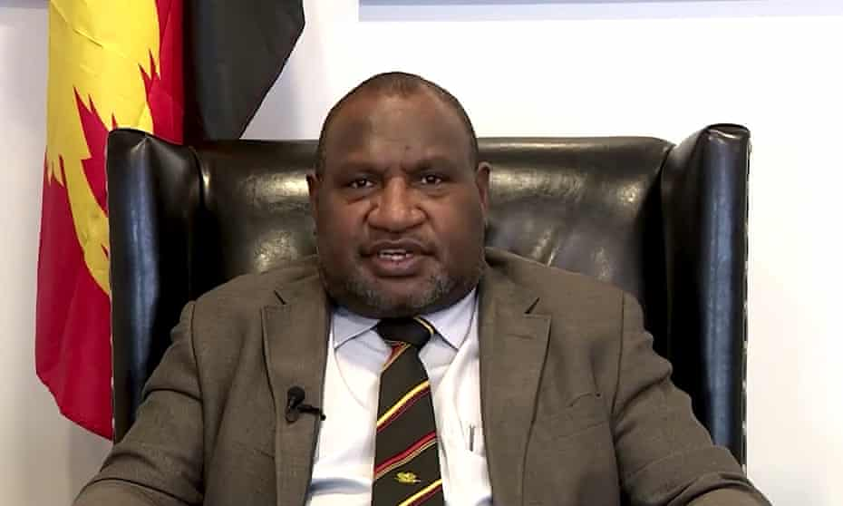 PNG prime minister James Marape says he will not resign despite losing the backing of key MPs.