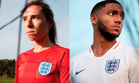 England to wear 'classic' World Cup kit for Russia 2018